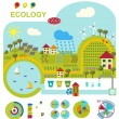 Ecologically friendly production methods — Stock Vector #41498079