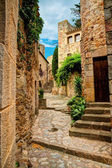 Pals, Costa Brava, Spain — Stock Photo