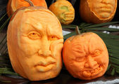Pumpkin Carving — ストック写真