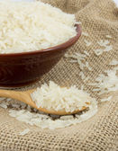 Jasmine Rice — Stock Photo