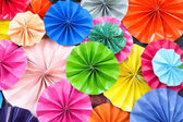 Colorful paper background — Stock Photo