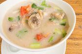 Tum Kha Kai Thai Food — Stock Photo
