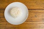 Plato de arroz — Foto de Stock