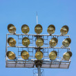 Stadium lights — Foto de Stock