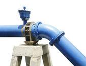 трубопровод подачи воды — Стоковое фото
