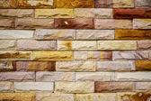 Modern brick stone wall — Stock Photo