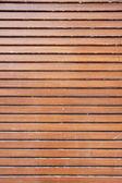 Moderne houten muur — Stockfoto