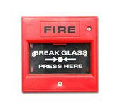 Yangın detektörleri — Stok fotoğraf