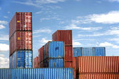 Containers — Foto de Stock