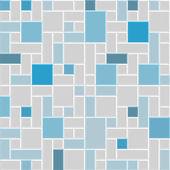 современные квадратные плитки-04 — Cтоковый вектор