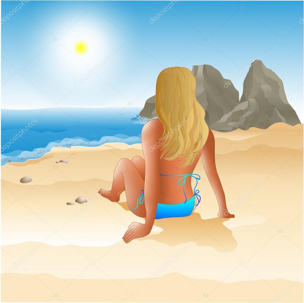 Картинки лето море горы