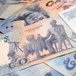 Thai banknotes — Stock Photo #29767159