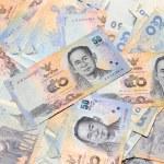 Thai banknotes — Stock Photo #29767249