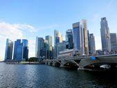 Bâtiment à Singapour — Photo