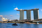 Marina Bay Sands — Fotografia Stock