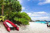 Similan natural park — Stock Photo
