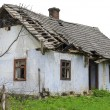 Abandoned House Isolated — Stock Photo #25815045