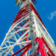 Communications Tower close-up — Zdjęcie stockowe #31227521