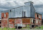 Factory Ruins — Stock Photo