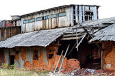 Ruined factory — Stock Photo