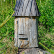 Beehives for wild bees — Lizenzfreies Foto