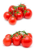 Bunch of red tomatoes — Foto Stock