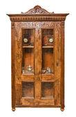 Antique cupboard — Zdjęcie stockowe