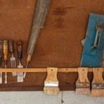 Various old craftsman — Stock Photo