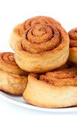 Tarçın rolls grubu — Stok fotoğraf