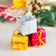 Christmas gifts — Stock Photo #32144573