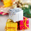 Christmas gifts — Stockfoto #32562455