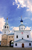 Monastery in Bogolyubovo. Russia. Vladimir. — Stock Photo