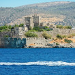Stock Photo: Bodrum Castle of Knights of St.John