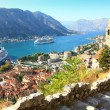 Kotor bay — Stock Photo