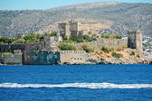 Bodrum Castle of The Knights of St.John — Stock Photo