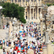 Ephesus and the Library of Celsus — Stock Photo