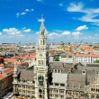 Marienplatz in Munich, Germany — Stock Photo #26102595