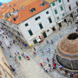 Stock Photo: Stradun street in Dubrovnik