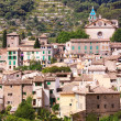 Stock Photo: Village of Valldemosin Palmde Majorca