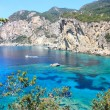 Stock Photo: Palaiokastritsin Corfu