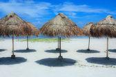 Férias na praia — Foto Stock