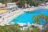 Palaiokastritsa in Corfu — Stock Photo