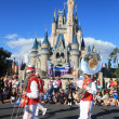 Stock Photo: Musical parade in Magic Kingdom in Orlando