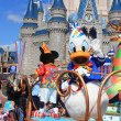 Stock Photo: Donald Duck in Disney World