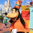 Goofy in Disney World Magic Kingdom — Stock Photo