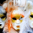 Stock Photo: Veneticarnival masks