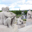 Frogner Park in Oslo — Stock Photo