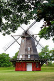 Windmill in Copenhagen — ストック写真