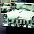 Old soviet car Volga — Stock Photo #27027677
