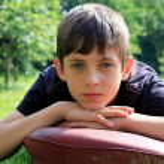 Boy's portrait — Stock Photo #29340359
